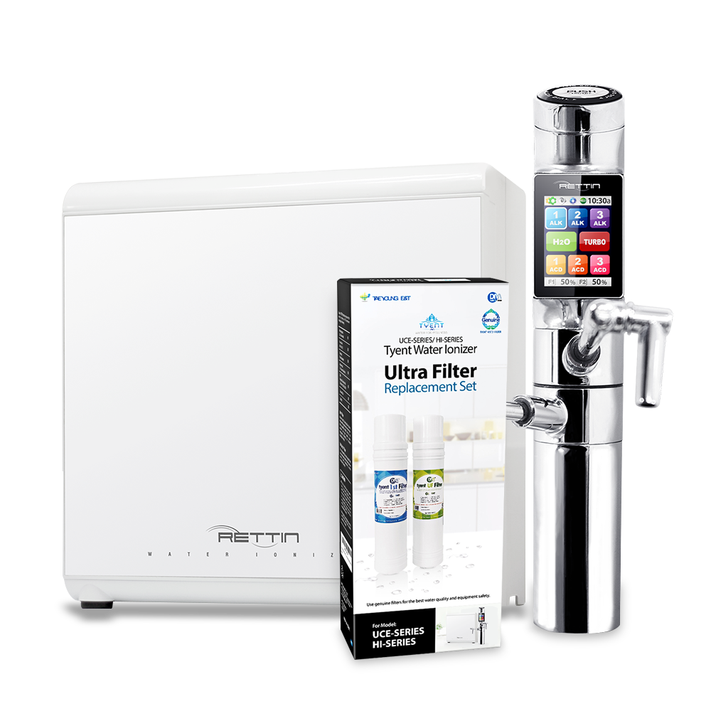 Tyent USA UCE-9000 and UCE-11 Series Water Ionizer Filters
