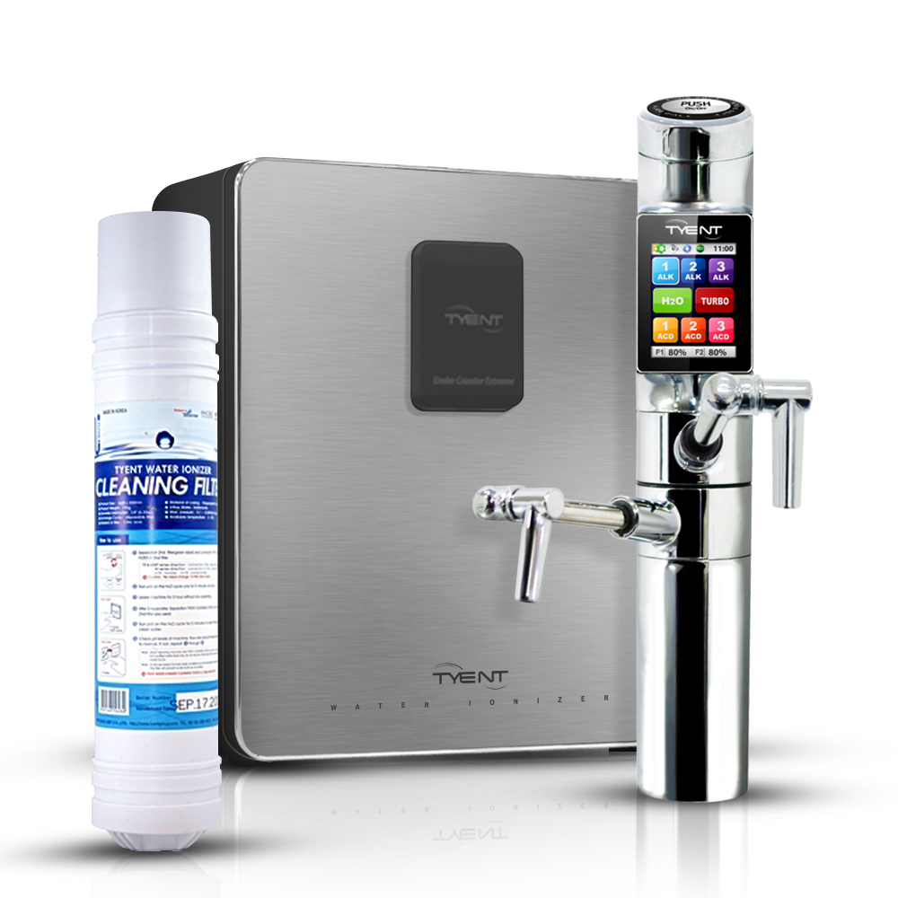 Tyent USA UCE-13 Series Water Ionizer Cleaning Filters